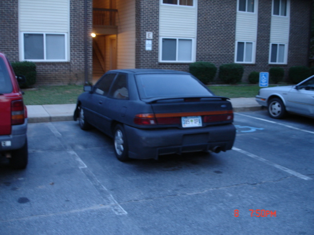 ChillinHonda 1994 Ford Escort 11894916