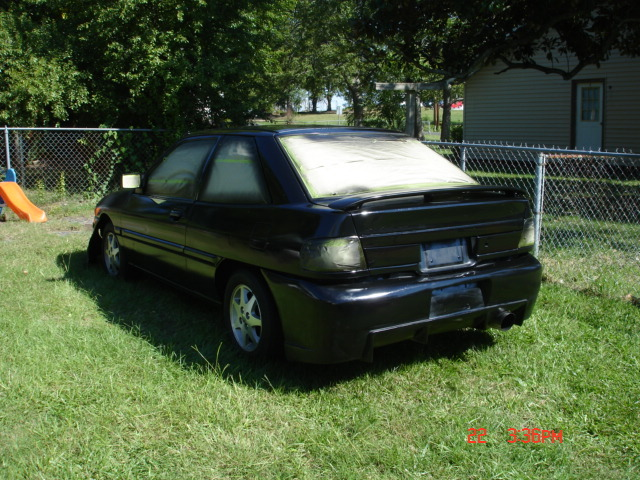 ChillinHonda 1994 Ford Escort 11894931