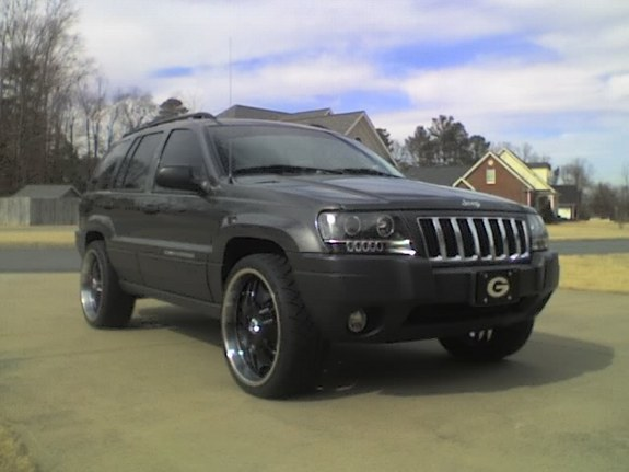 corey21uga 2004 jeep grand cherokee specs photos modification info at cardomain. Black Bedroom Furniture Sets. Home Design Ideas