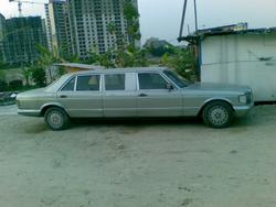 jamaldn 1983 Mercedes-Benz 500SEL