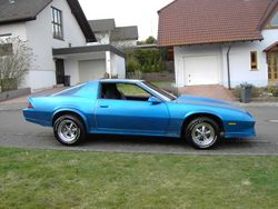 84_Z28_HOs 1984 Chevrolet Camaro