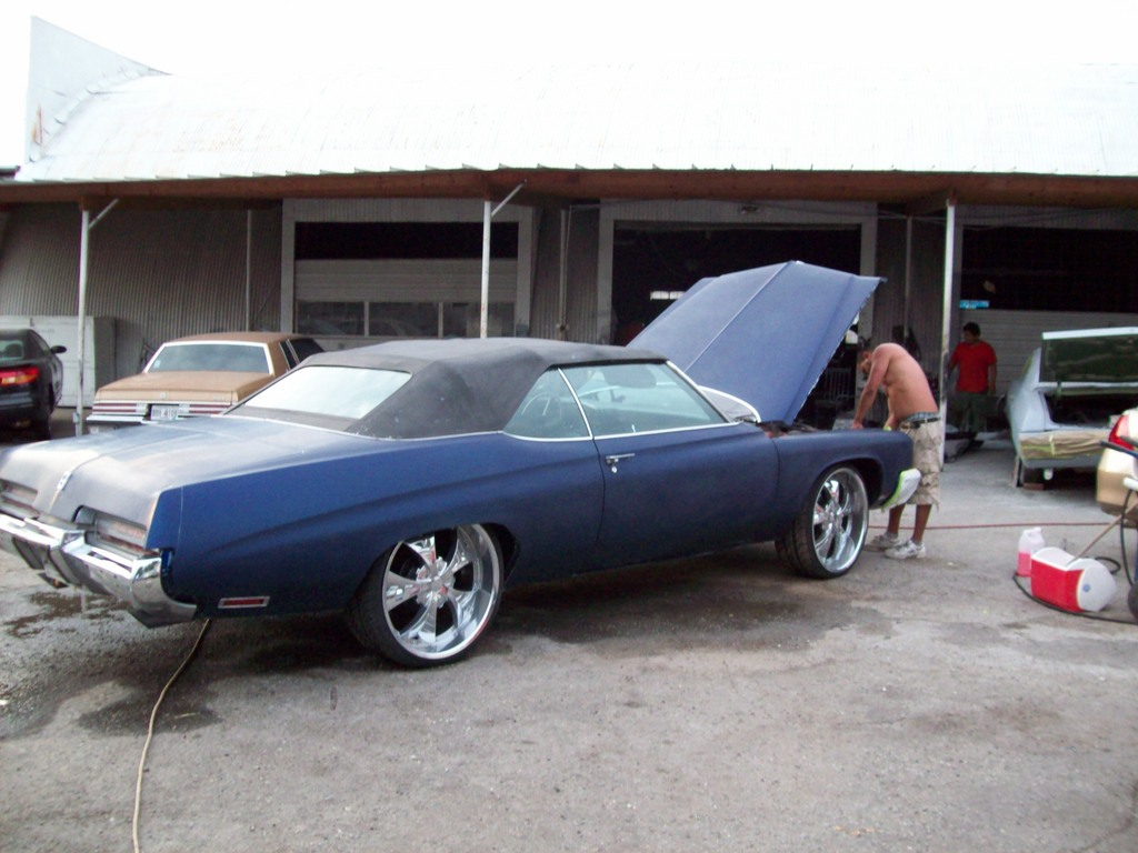 Another gxmoore1 1972 Buick Centurion post... - 12010159
