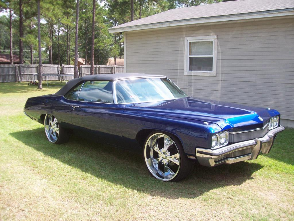 Another gxmoore1 1972 Buick Centurion post... - 12010160