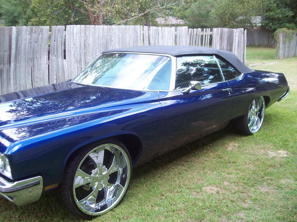 Another gxmoore1 1972 Buick Centurion post... - 12010161