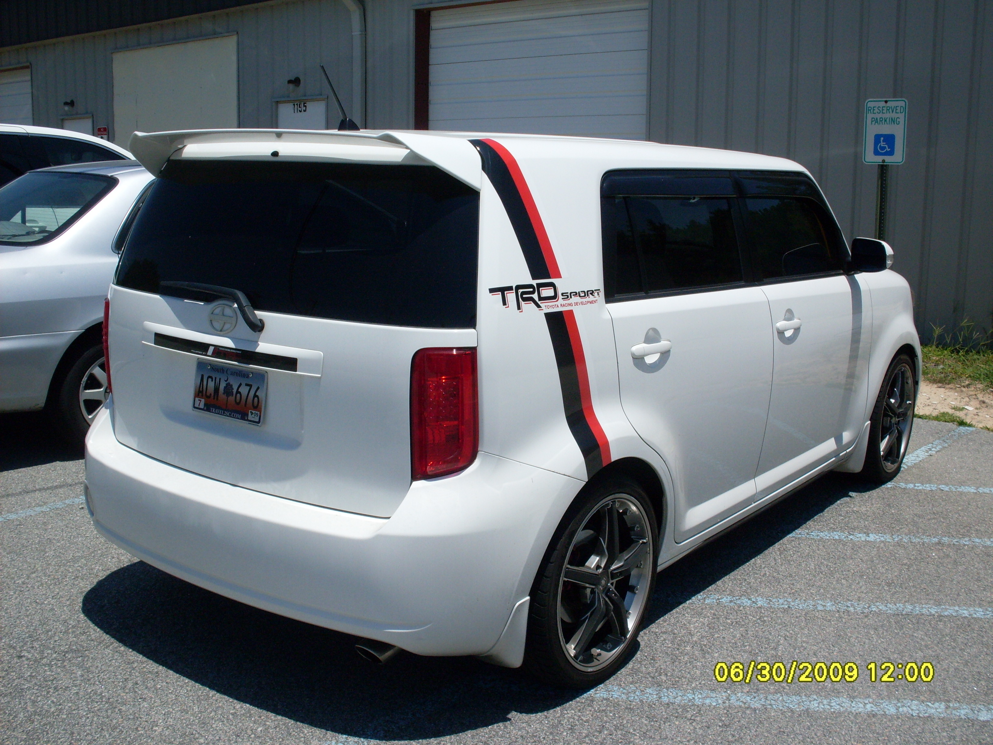 silentwarhammer 39 s 2008 scion xb in columbia sc. Black Bedroom Furniture Sets. Home Design Ideas