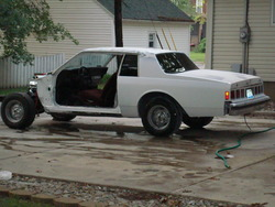 blackmombaus 1985 Chevrolet Caprice