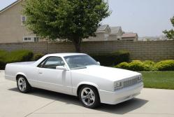 cadavevs 1984 Chevrolet El Camino