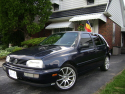 SHEEK905s 1999 Volkswagen Golf