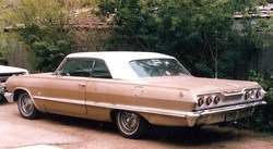 FRSGUMPs 1963 Chevrolet Impala