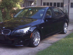 Beemer76s 2008 BMW 5 Series