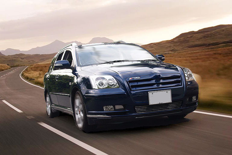 avensis blue 2004 toyota avensis specs photos modification info at cardomain. Black Bedroom Furniture Sets. Home Design Ideas
