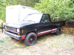 kyzrgts 1988 Ford Ranger Regular Cab