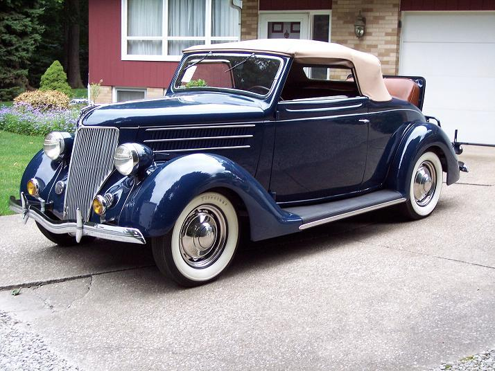 RollingThunder57 1936 Ford Deluxe