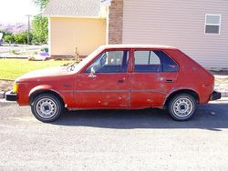 questionfullmiss 1980 Plymouth Horizon