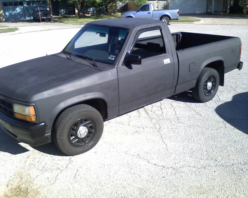 1993 dodge dakota regular cab