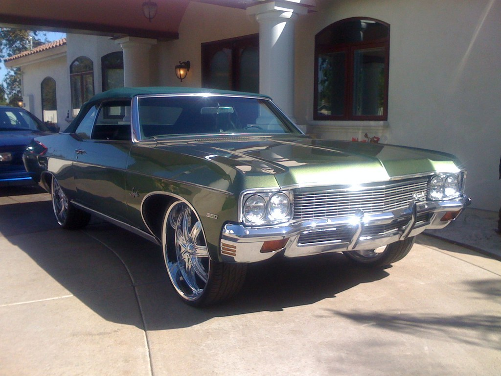 Another BIGSLIMM33 1970 Chevrolet Impala post... - 11901802