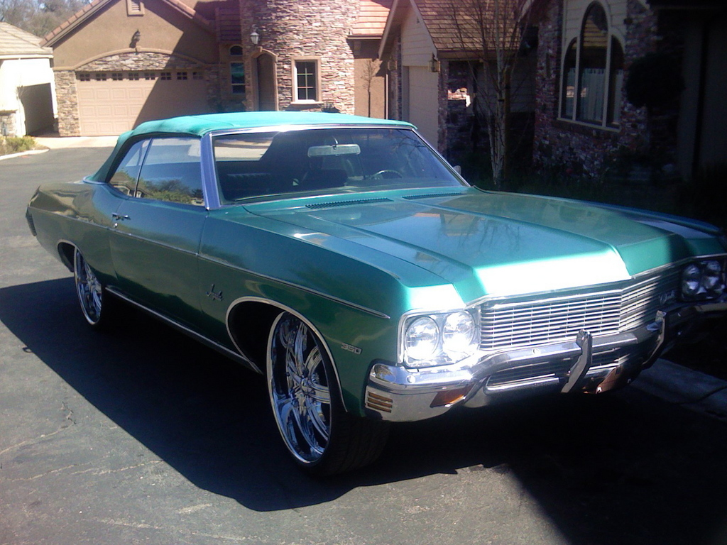 Another BIGSLIMM33 1970 Chevrolet Impala post... - 11901803
