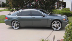 Mr_Rasheeds 2003 BMW 7 Series
