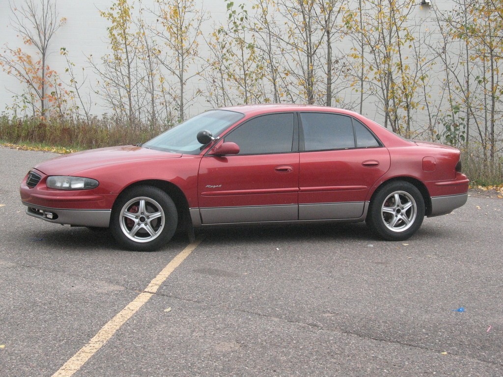lutey 1997 buick regal specs photos modification info at cardomain. Black Bedroom Furniture Sets. Home Design Ideas