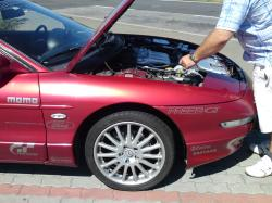 Probe_Speeds 1997 Ford Probe