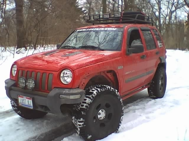 Lifted Jeep Liberty >> larryewaller 2002 Jeep Liberty Specs, Photos, Modification Info at CarDomain