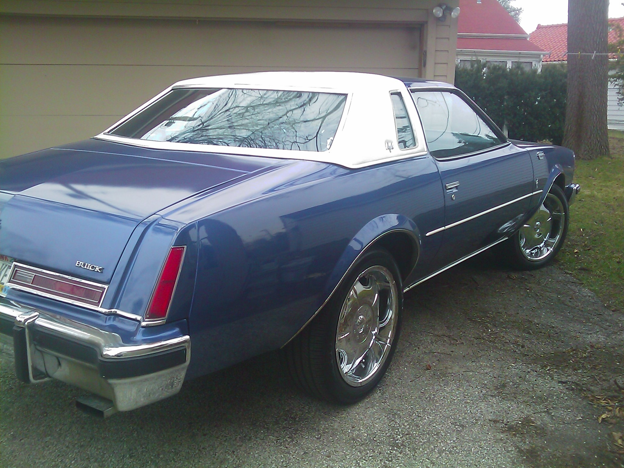 Nick6274 1977 buick regal