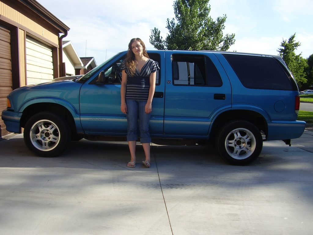 Another KING501 1995 GMC Jimmy post... - 11907009