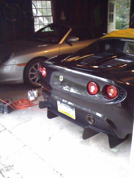 Another blkelise111r 2005 Lotus Elise post... - 11907111
