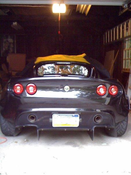 Another blkelise111r 2005 Lotus Elise post... - 11907112