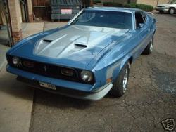 ZoomieCar 1971 Ford Mustang