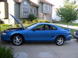 1998ms 1998 Ford Mustang