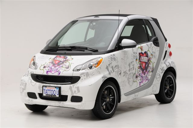 Another Project-Tattoo 2008 smart fortwo post... - 11907872