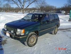 Raf69ellas 1994 Jeep Grand Cherokee