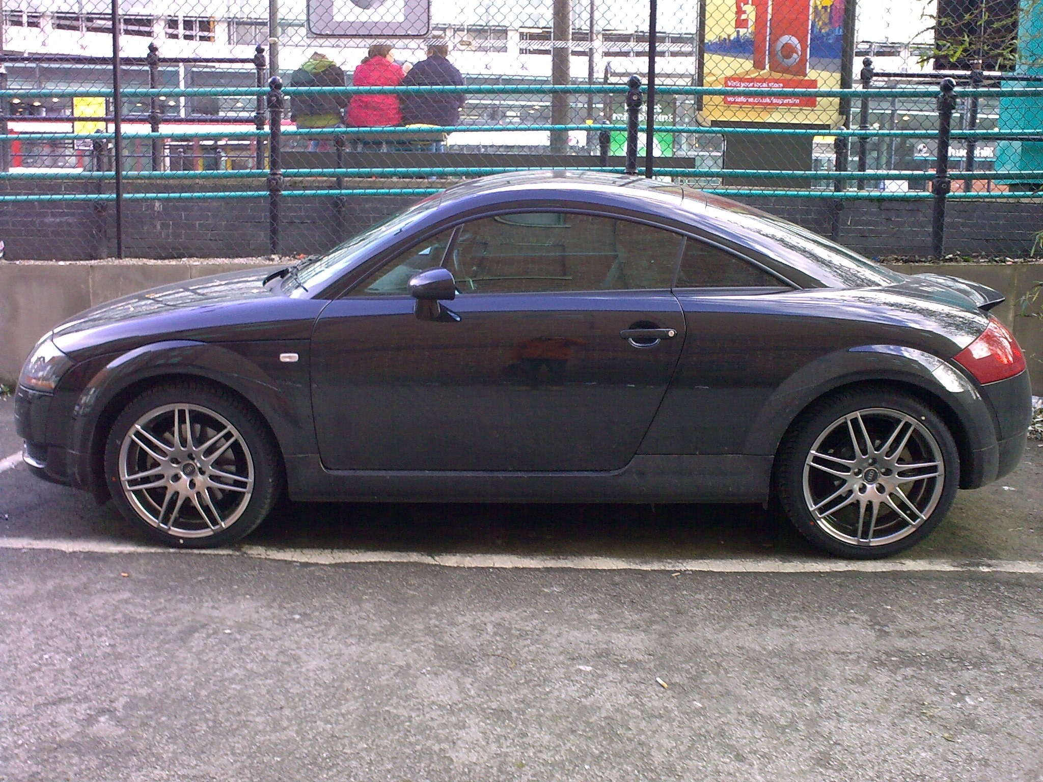 st3vieuk 1999 audi tt specs photos modification info at cardomain. Black Bedroom Furniture Sets. Home Design Ideas