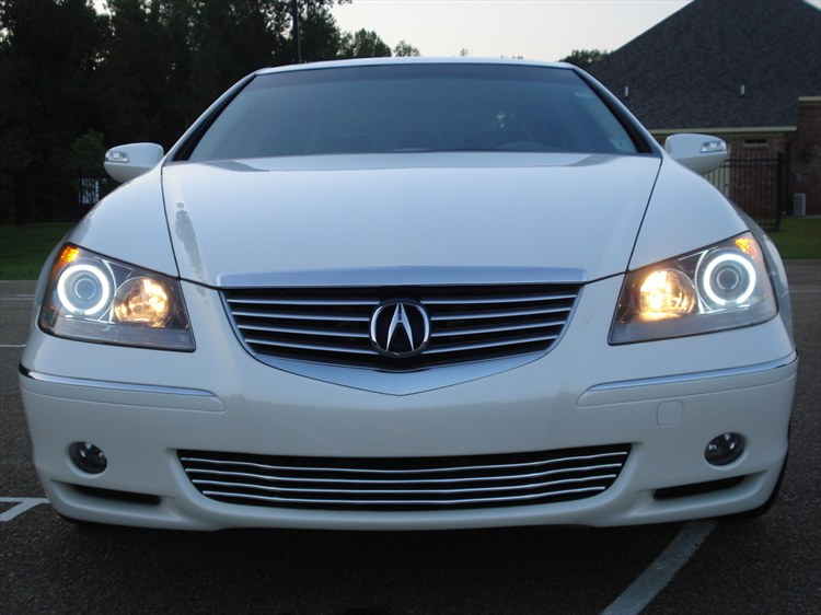 Andysdesign Acura RL Specs Photos Modification Info At CarDomain - 2006 acura rl grill