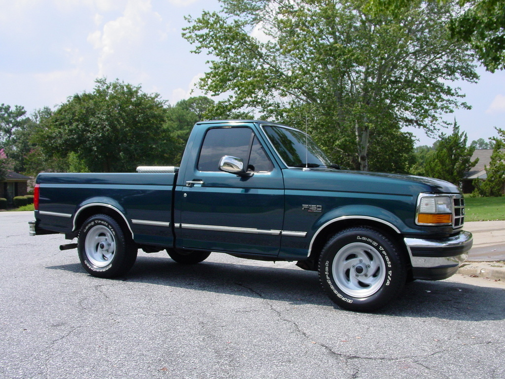 Mike86GT 1994 Ford F150 Regular Cab 11908623