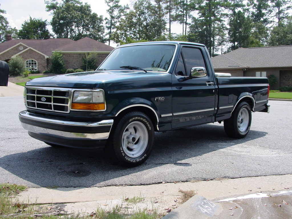 Mike86GT 1994 Ford F150 Regular Cab 11908624