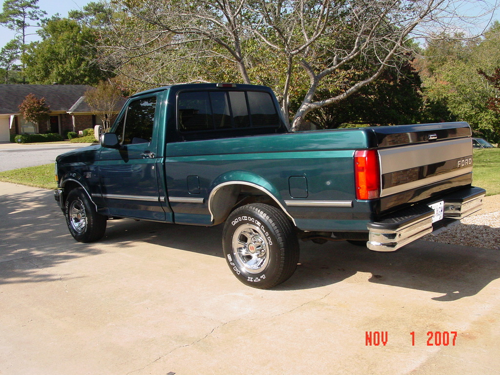 Mike86GT 1994 Ford F150 Regular Cab 11908633