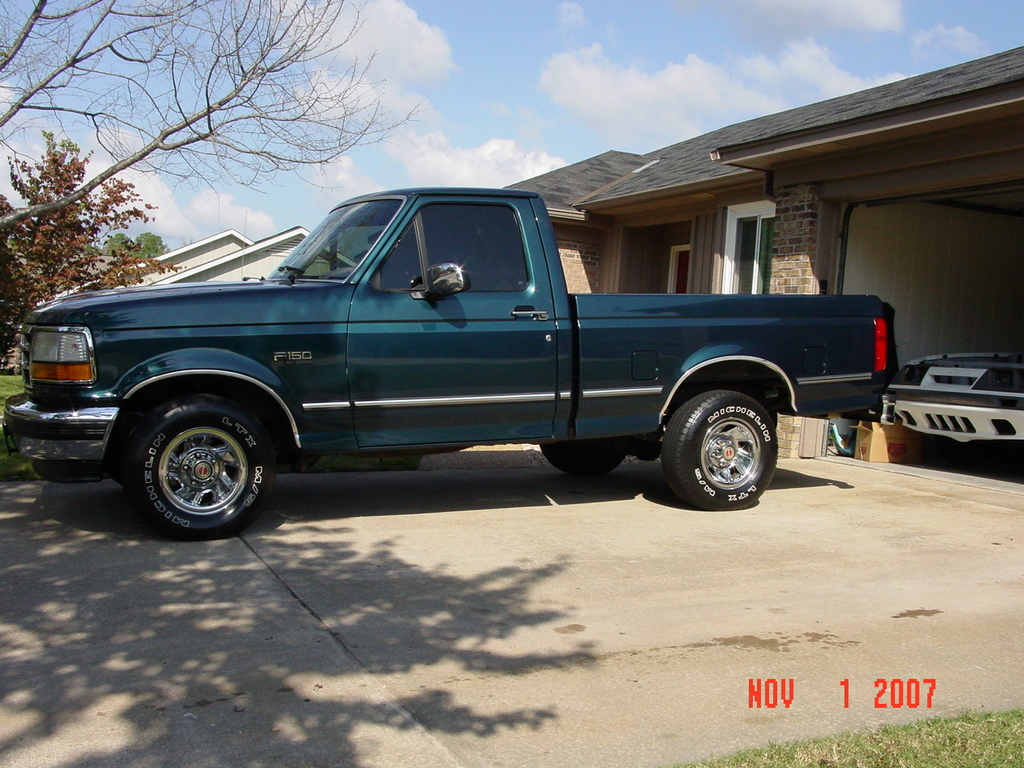 Mike86GT 1994 Ford F150 Regular Cab 11908634