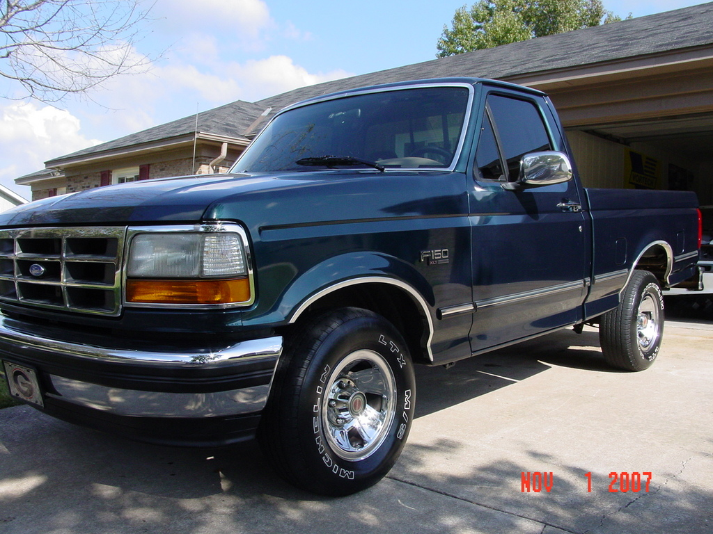 Mike86GT 1994 Ford F150 Regular Cab 11908635