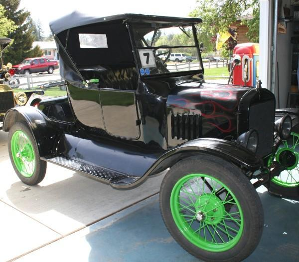 Another tracer409 1924 Ford Model T post... - 11911468