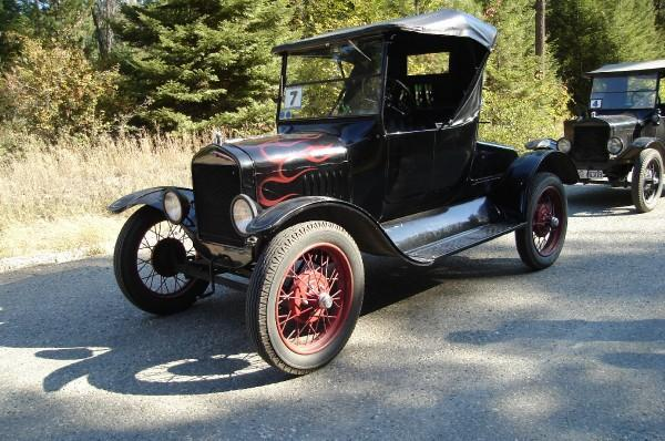 Another tracer409 1924 Ford Model T post... - 11911471