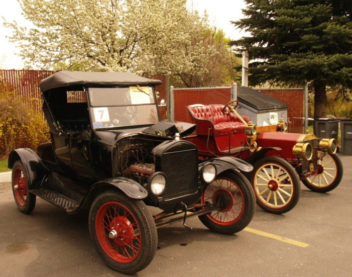 Another tracer409 1924 Ford Model T post... - 11911472