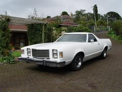 Grumpyboyzs 1977 Ford Ranchero