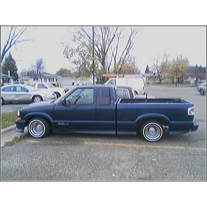 Another KING501 2001 Chevrolet S10 Regular Cab post... - 11914948