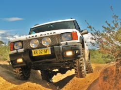 AnthonyE34M5 2000 Land Rover Discovery Series II