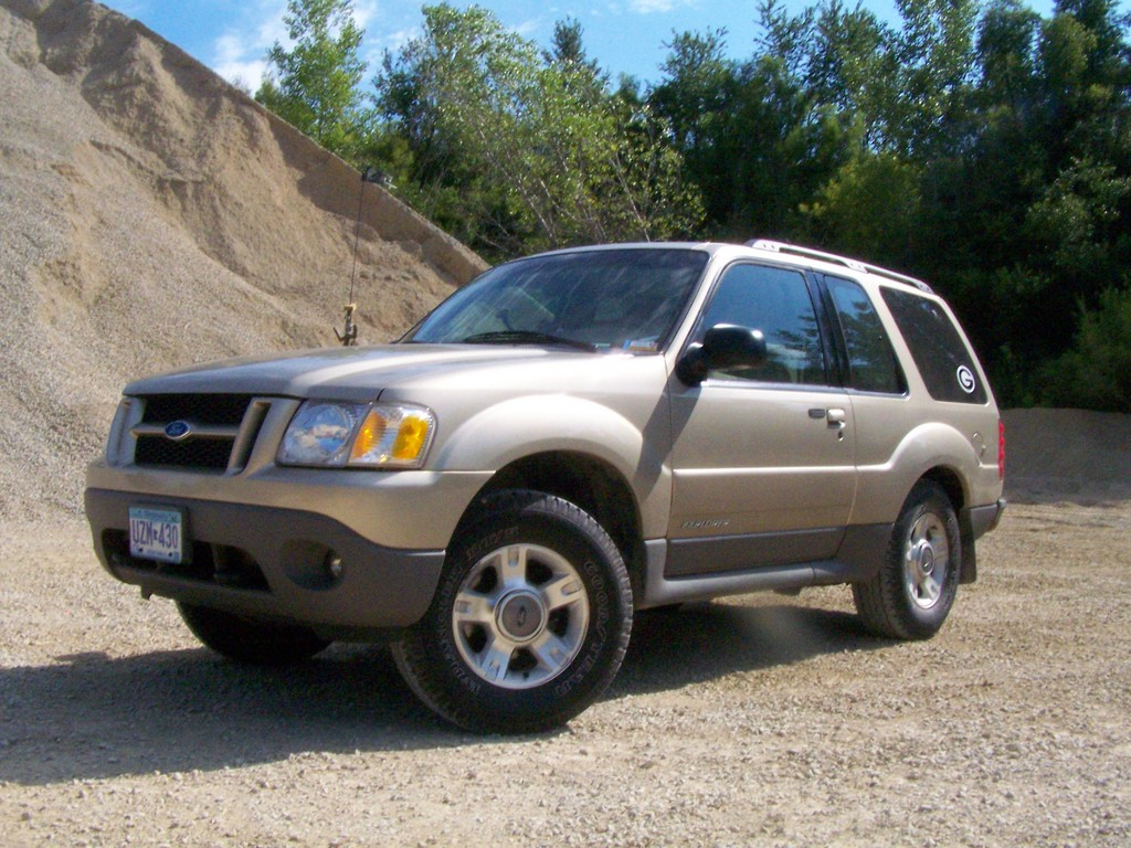 klinkocorner 39 s 2001 ford explorer sport in winona mn. Cars Review. Best American Auto & Cars Review