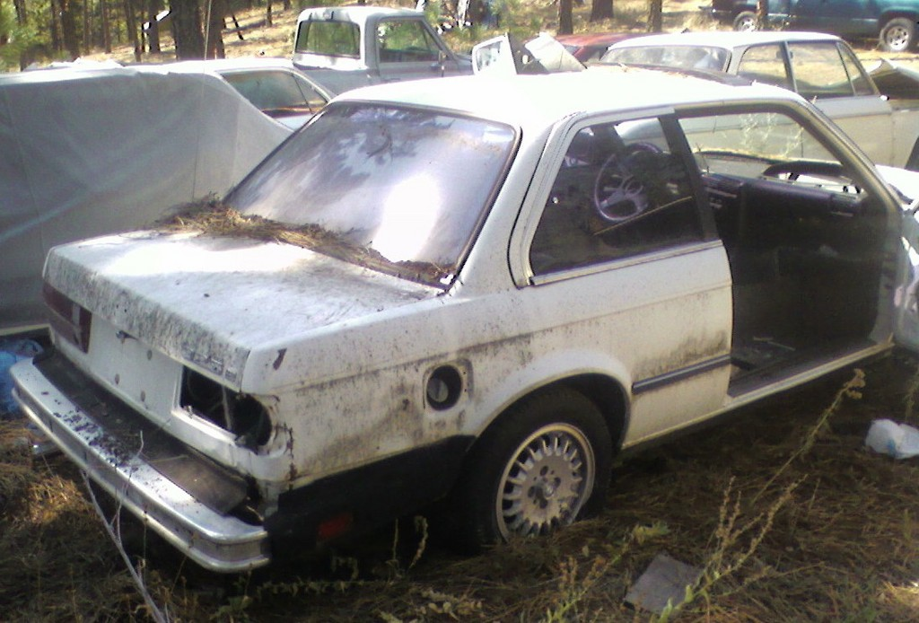 Another dallas61 1986 BMW 3 Series post... - 11918317