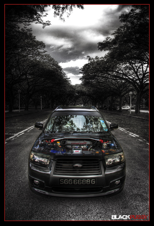 blackpussy's 2006 Subaru Forester