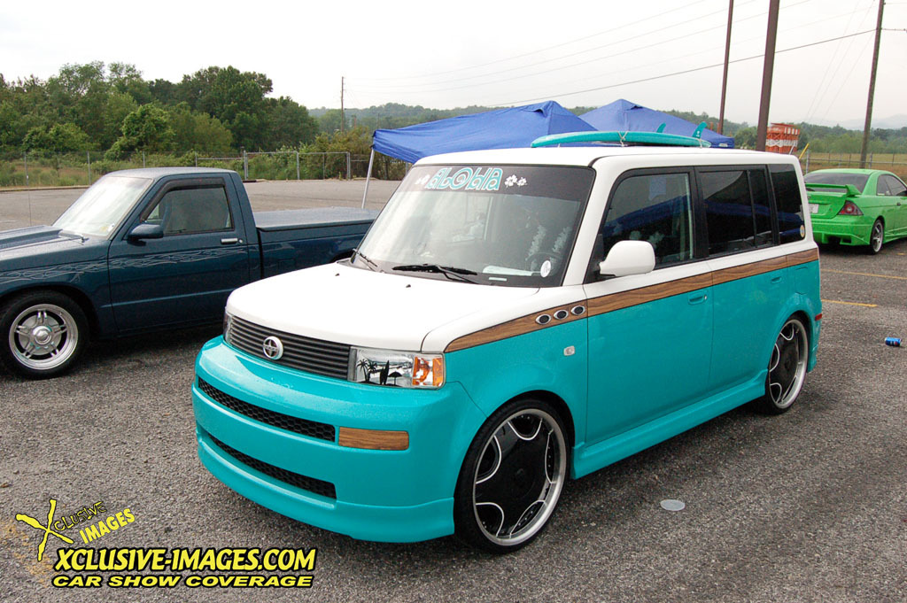 xbigkahuna 2005 scion xb specs photos modification info. Black Bedroom Furniture Sets. Home Design Ideas